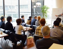 﨑田貴久氏の実践経営セミナーの企画・運営を行いました