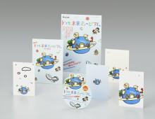 株式会社NTTドコモ様未来ミュージアム2003