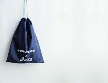 ダンロップスポーツ株式会社様☓消臭機能付きオリジナル巾着